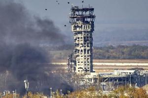 Офіс генпрокурора відкрив справу через підрив окупантами Донецького аеропорту