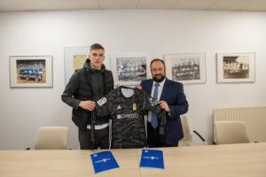 Lunin llega cedido al Real Oviedo hasta final de temporada