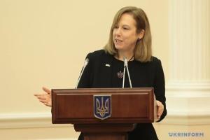 Ukraine-Beitritt NATO+EU: US-Botschafterin hält Justizreform für notwendig