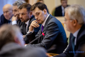 Президент закликав Гончарука налагодити співпрацю з Радою