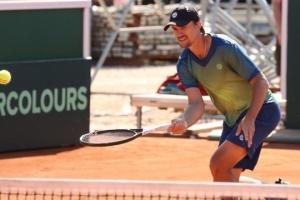 Молчанов переміг в змаганнях пар на турнірі ATP в Бендіго