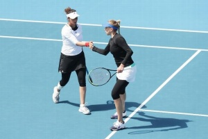 Кіченок з Мірзою зіграють в парному фіналі турніру WTA в Гобарті