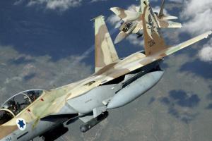 Ізраїль завдав ударів по об'єктах ХАМАС у секторі Газа