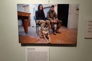У Нью-Йорку відкрилася виставка американської фотохудожниці про війну на Донбасі