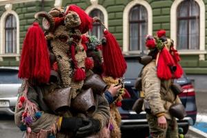 У Румунії провели Міжнародний фестиваль колядок та зимових обрядів українців