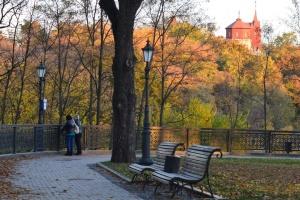 Украину ждут теплые выходные, дожди - лишь местами