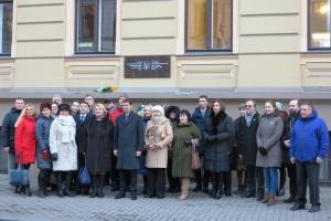 В Ризі відзначили січневі дати української історії та провели засідання Координаційної ради діаспорян