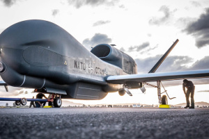 """НАТО получил """"новейшую силу"""" - первые современные беспилотные самолеты-разведчики"""