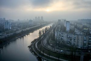 Загрязнение воздуха: белый смог в Киеве становится обыденным
