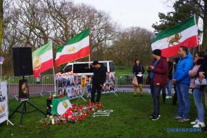 У Нідерландах іранці влаштували акцію через авіакатастрофу в Тегерані
