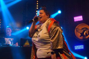 Alyona Alyona выступила на фестивале Eurosonic в Нидерландах