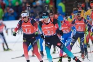 Французи виграли естафету Кубка світу з біатлону, українці - восьмі