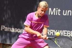 Юний український тенісист переміг у першому колі турніру в Австралії