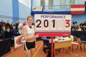 Магучих победила на Мемориале Демьянюка с мировым рекордом