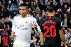 «Реал» обіграв «Севілью» і очолив Ла Лігу