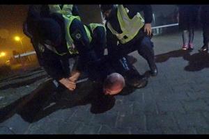 В столице за управление авто в нетрезвом состоянии задержали экс-начальника ГАИ