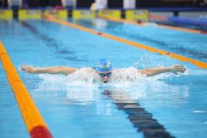 Андрій Говоров виграв «бронзу» на Champions Swim Series