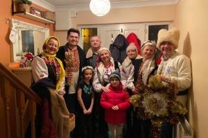 Українці Ірландії зібрали більше 1,4 тисячі євро для українських воїнів і сиріт