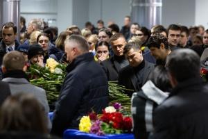 Зеленський поспілкувався із родичами загиблих в Ірані