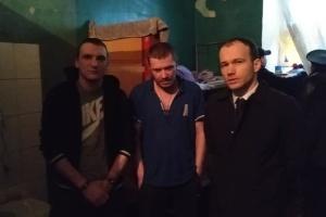 Малюська без предупреждения посетил Лукьяновское СИЗО