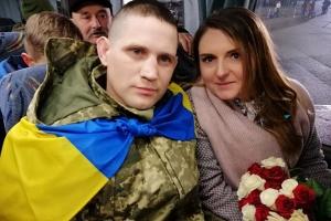 Визволений танкіст Пантюшенко: Добре, що мене не поміняли на національні інтереси