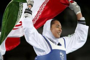 Єдина іранська олімпійська призерка хоче виступати за Німеччину