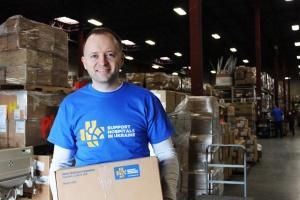 Засновника проєкту Support Hospitals in Ukraine нагородили за допомогу українським лікарням