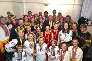 У Тасманії відзначили 70-річчя поселення українців в Австралії
