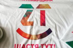 Туристичний логотип Житомирщини можуть змінити