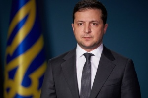 Zelensky congratulates Ukrainians on Unity Day