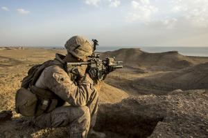 На военных США в Ираке готовят нападение - Байден