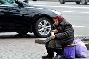 En Ukraine, le taux de pauvreté dépasse les 50%