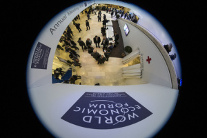 Esperan a Goncharuk en el Desayuno Ucraniano en Davos