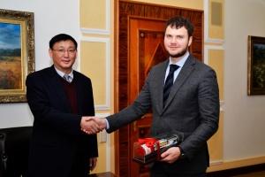 Укрзалізниця співпрацюватиме з китайською компанією CRCC - меморандум