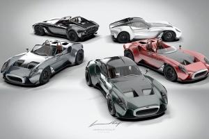 Від нуля до 100 кілометрів за кілька секунд: в Дубаї презентували новий спорткар