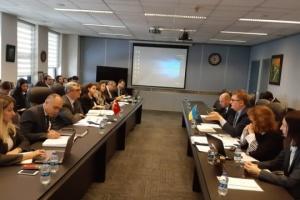 W Ankarze trwają negocjacje w sprawie ZST między Turcją a Ukrainą
