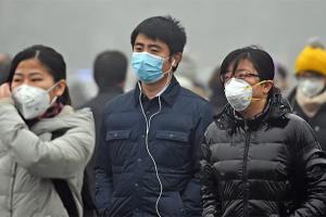 """Китай """"закриває"""" Ухань через новий коронавірус"""