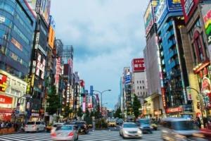 """У Токіо тестують """"трансфер у смартфоні"""" з безпілотними таксі та електрокарами"""