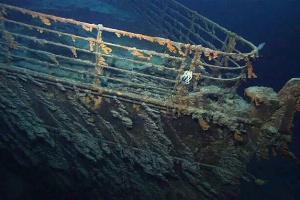 """Власти США скрыли столкновение субмарины с обломками """"Титаника"""" — СМИ"""