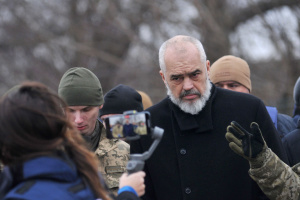 Die Krim muss ein Teil der Konfliktlösung in der Ukraine sein – OSZE-Vorsitzender Edi Rama