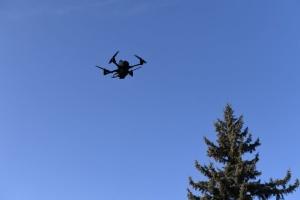 """Квадрокоптер-розвідник """"Берегиня"""" - винахід 23-річного конструктора Укроборонпрому"""