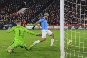 АПЛ: Зінченко допоміг «Ман Сіті» обіграти «Шеффілд Юнайтед»