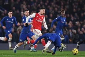 АПЛ: «Челсі» не втримав перемогу над «Арсеналом»