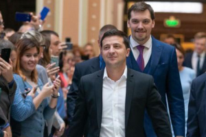 Zelensky meets with IMF Managing Director