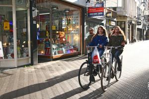 Нідерланди торік прийняли понад 20 мільйонів туристів