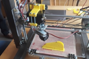 В Ужгороді студенти сконструювали 3D-принтер