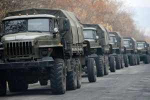 Russia transfers military hardware, ammunition to Donbas – intelligence
