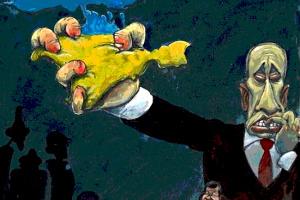 Як кримський хвіст вихляє кремлівським собакою