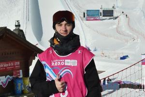 """Українець виборов """"бронзу"""" в останній день Юнацької Олімпіади"""