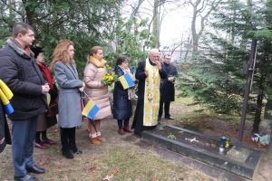 У Берліні в День Соборності України вшанували пам'ять послів УНР